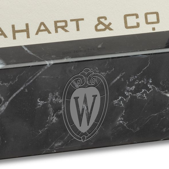 Wisconsin Marble Business Card Holder - Image 2