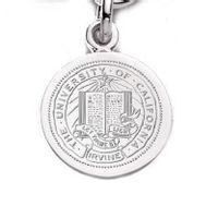 University of California, Irvine Sterling Silver Charm