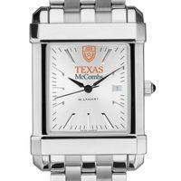 Texas McCombs Men's Collegiate Watch w/ Bracelet