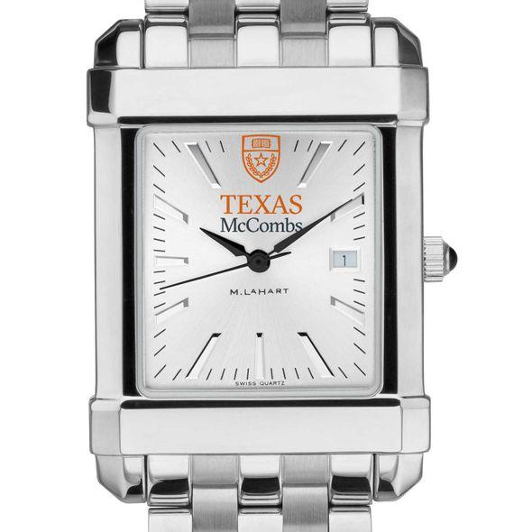 Texas McCombs Men's Collegiate Watch w/ Bracelet - Image 1