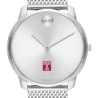 Temple University Men's Movado Stainless Bold 42