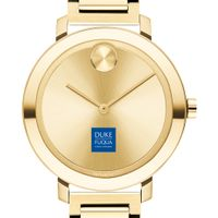 The Fuqua School of Business Women's Movado Gold Bold 34
