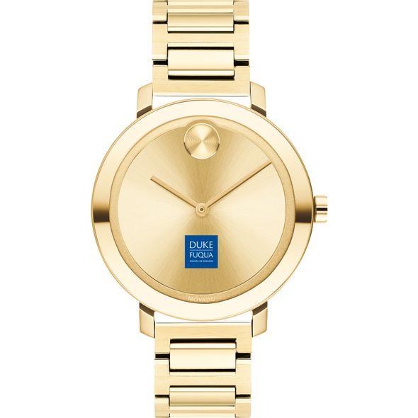 The Fuqua School of Business Women's Movado Gold Bold 34 - Image 2