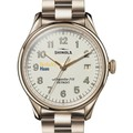 Berkeley Haas Shinola Watch, The Vinton 38mm Ivory Dial - Image 1