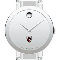 Carnegie Mellon University Men's Movado Sapphire Museum with Bracelet