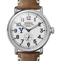 Yale Shinola Watch, The Runwell 41mm White Dial