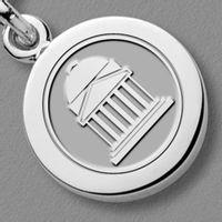 SMU Sterling Silver Charm