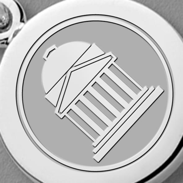 SMU Sterling Silver Charm - Image 2