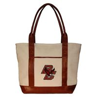 Boston College Needlepoint Tote