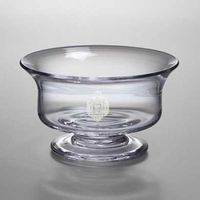 Naval Academy Medium Glass Revere Bowl by Simon Pearce