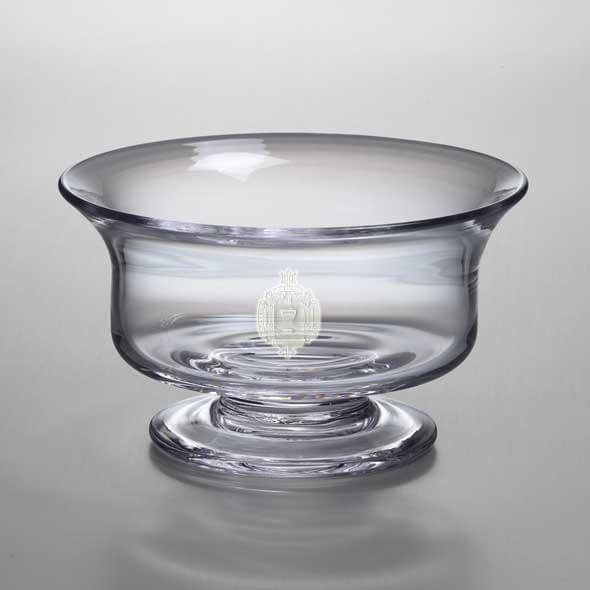 Naval Academy Medium Glass Revere Bowl by Simon Pearce - Image 2