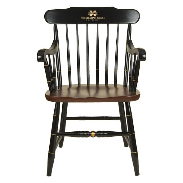 Mississippi State Captain's Chair by Hitchcock