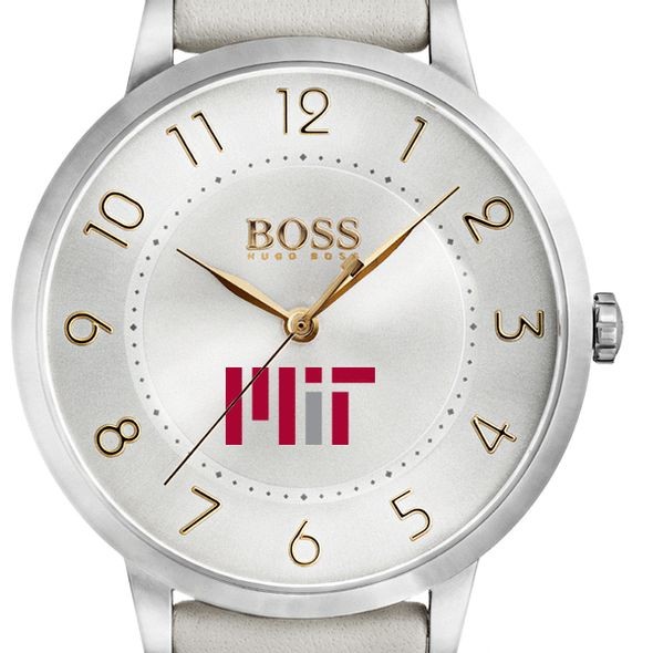 MIT Women's BOSS White Leather from M.LaHart