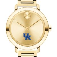 University of Kentucky Women's Movado Gold Bold 34