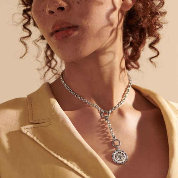 UVA Amulet Necklace by John Hardy with Classic Chain and Three Connectors - Image 4