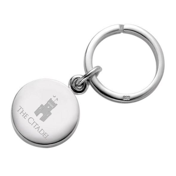 Citadel Sterling Silver Key Ring
