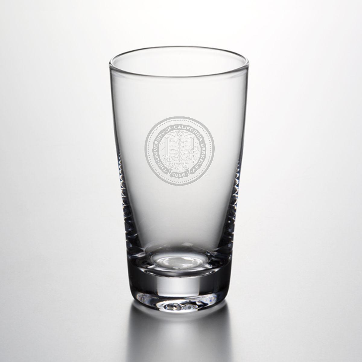 Berkeley Ascutney Pint Glass by Simon Pearce