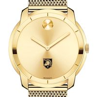 US Military Academy Men's Movado Gold Bold 44