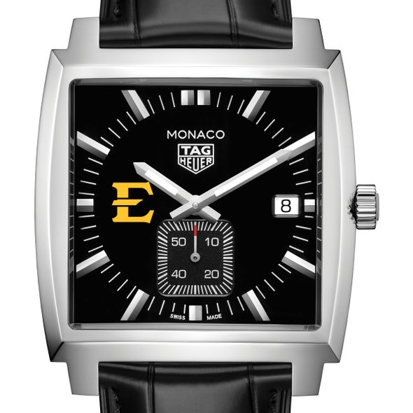 East Tennessee State University TAG Heuer Monaco with Quartz Movement for Men - Image 1