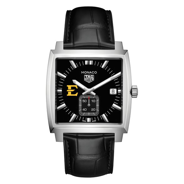 East Tennessee State University TAG Heuer Monaco with Quartz Movement for Men - Image 2