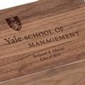 Yale SOM Solid Walnut Desk Box - Image 3