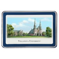 Villanova University Eglomise Paperweight