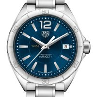 College of William & Mary Women's TAG Heuer Formula 1 with Blue Dial