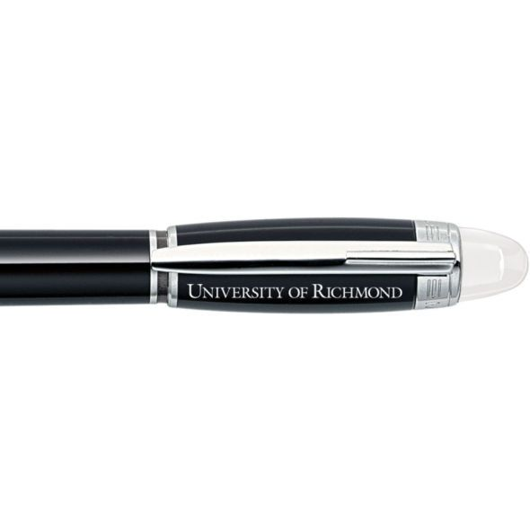 University of Richmond Montblanc StarWalker Fineliner Pen in Platinum - Image 2