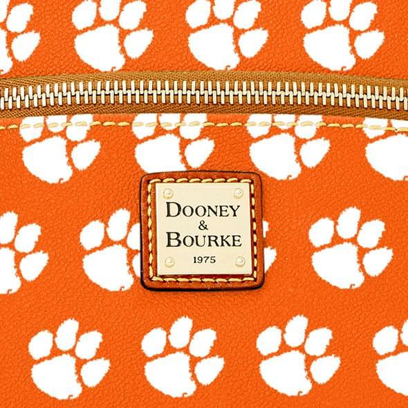 Clemson  Dooney & Bourke Triple Zip Bag - Image 2