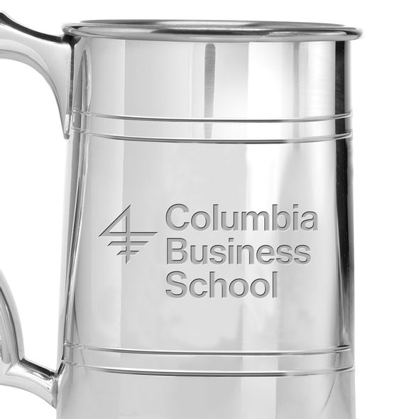 Columbia Business Pewter Stein - Image 2