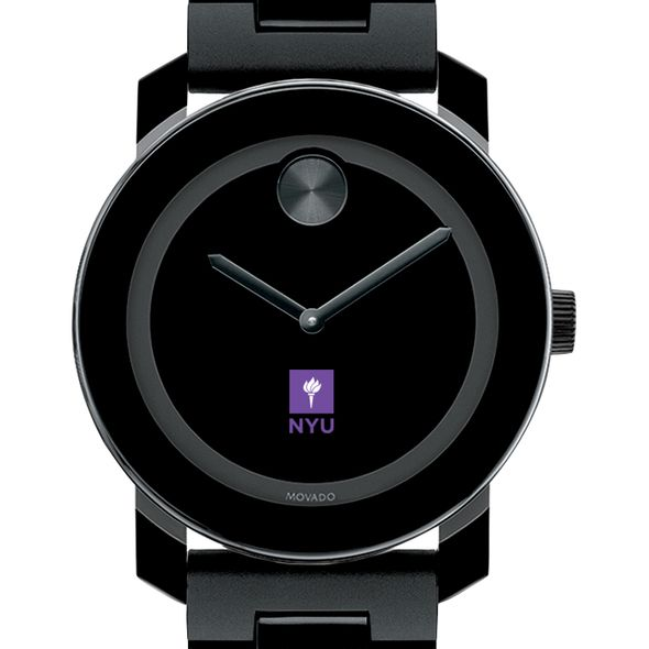 New York University Men's Movado BOLD with Bracelet