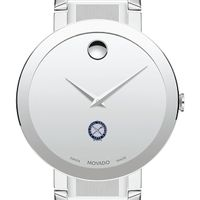 U.S. Naval Institute Men's Movado Sapphire Museum with Bracelet