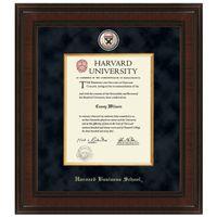 HBS Diploma Frame - Excelsior