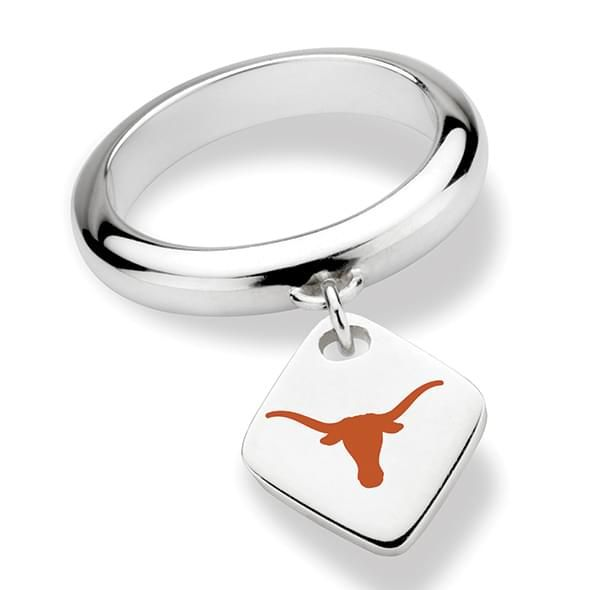 Texas Sterling Silver Ring with Sterling Tag
