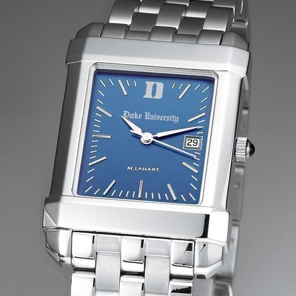 Duke Men's Blue Quad Watch with Bracelet