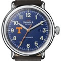 Tennessee Shinola Watch, The Runwell Automatic 45mm Royal Blue Dial - Image 1