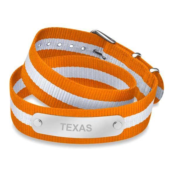Texas Double Wrap NATO ID Bracelet