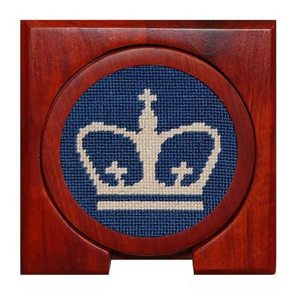 Columbia Needlepoint Coasters - Image 2