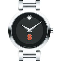Syracuse University Women's Movado Museum with Steel Bracelet