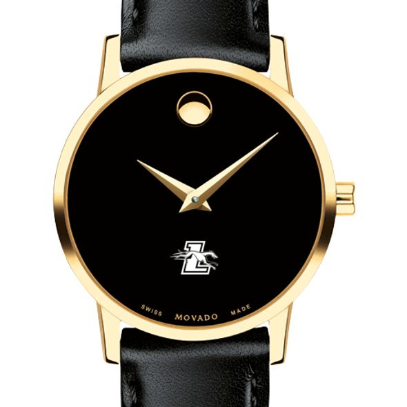 Loyola Women's Movado Gold Museum Classic Leather - Image 1