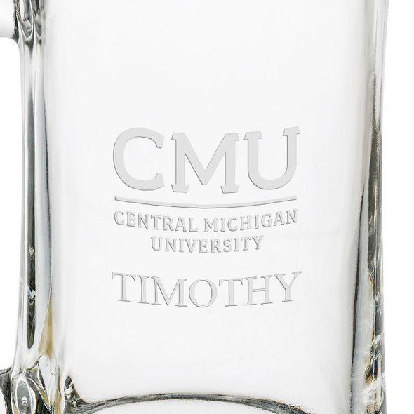 Central Michigan 25 oz Beer Mug - Image 3
