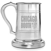 Chicago Booth Pewter Stein