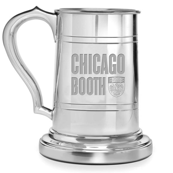 Chicago Booth Pewter Stein - Image 1