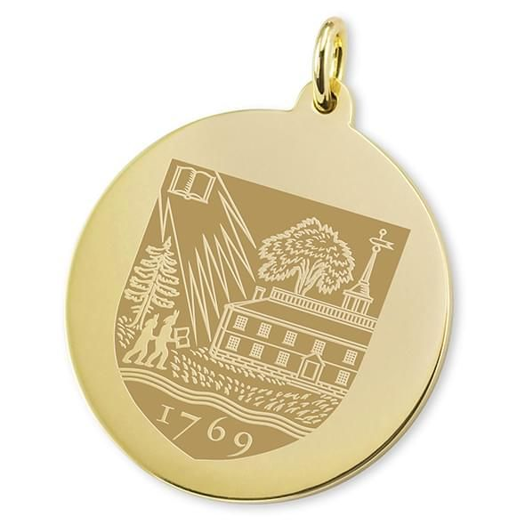 Dartmouth 18K Gold Charm - Image 2