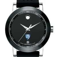 Johns Hopkins Men's Movado Museum Sport Rubber Strap