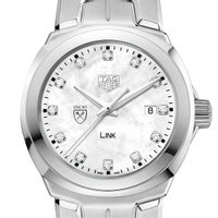 Emory University TAG Heuer Diamond Dial LINK for Women