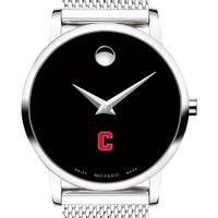Cornell University Women's Movado Museum with Mesh Bracelet
