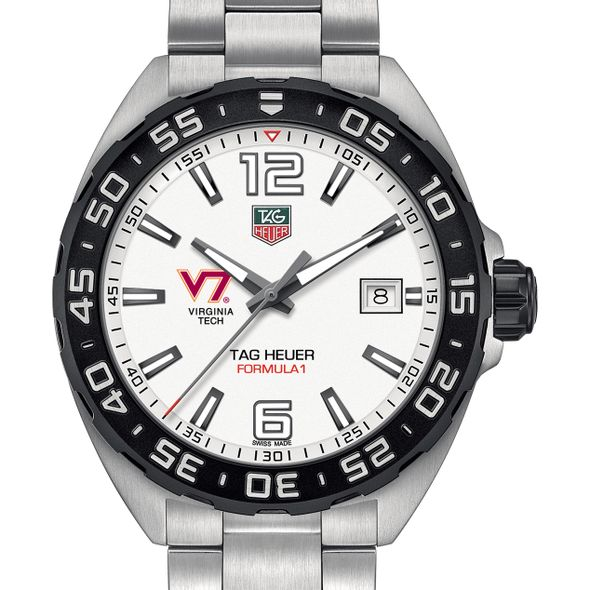 Virginia Tech Men's TAG Heuer Formula 1