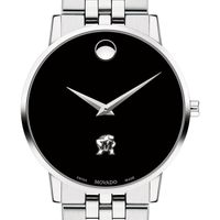 University of Maryland Men's Movado Museum with Bracelet