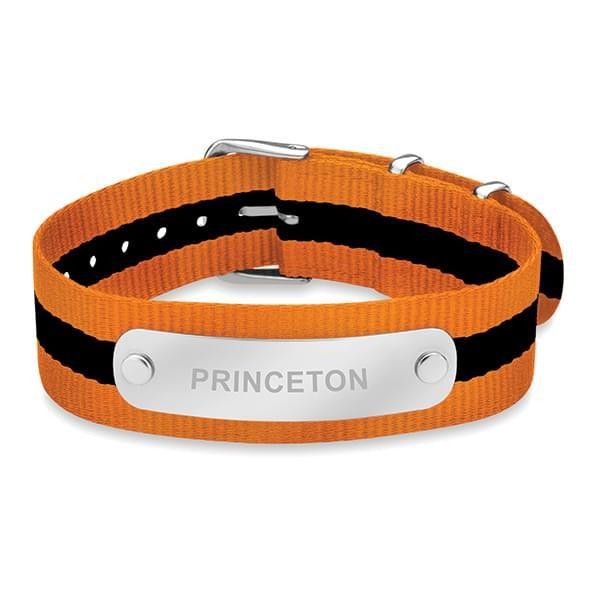 Princeton University NATO ID Bracelet